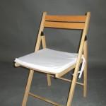 Прокат белой подушки для стула в киеве