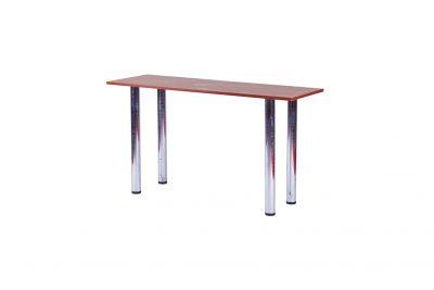 Аренда (прокат) стол конференционный 130*44 см на хромированных ножках по 80 грн/сутки