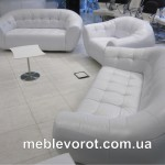 прокат белых диванов_мебель напрокат