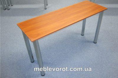 Аренда (прокат) столов конференционных 130*44 см на хромированных ножках по 60 грн/сутки