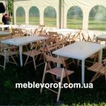 прокат пластиковых столов_аренда мебели из пластика