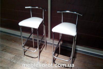 """Аренда (прокат)  барных белых стульев """"ЙОЛА"""" по 80 грн/сутки"""
