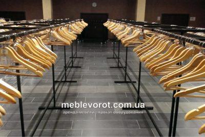 Аренда (прокат) гардероба (услуги выездного гардероба) по 19,99 грн/сутки/место