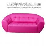 Аренда диван магнат розовый Киев