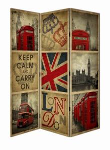 """аренда ширмы """"Лондон"""""""