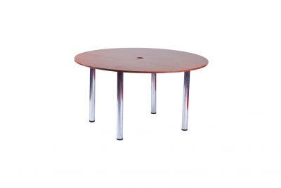 Аренда (прокат) стол круглый банкетный (без текстиля) диаметром 180 см по 250 грн/сутки
