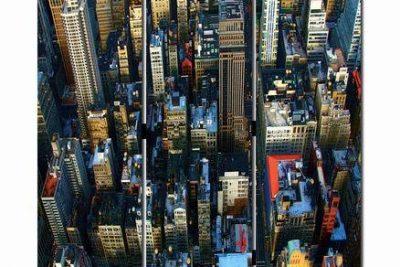 """Аренда (прокат) ширмы раскладной с фотопечатью """"Нью Йорк"""" по 340 грн/сутки"""