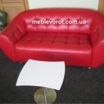 диваны красные в аренду_прокат мягкой мебели киев
