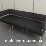 аренда черного дивана