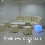 прокат диванов бежевого цвета