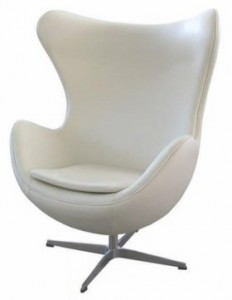 Аренда дизайнерского кресла EGG (яйцо)