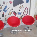 Прокат красного кресла Лотос Киев
