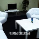 Прокат кресло белое Киев