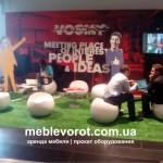 Прокат кресла пуфа в Киеве