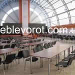Аренда столов конференционных_прокат мебели для конференций