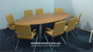 аренда овального стола_прокат мебели