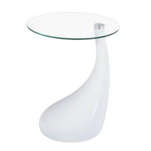 Аренда белого дизайнерского кофейного столика