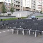 Аренда ( прокат ) стульев для массовых мероприятий