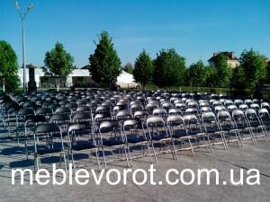 аренда черных стульев_Прокат мебели для массовых мероприятий