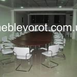 аренда белых стульев для переговоров в Киеве, прокат белой мебели