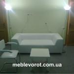 аренда белых мягких стульев_прокат мебели