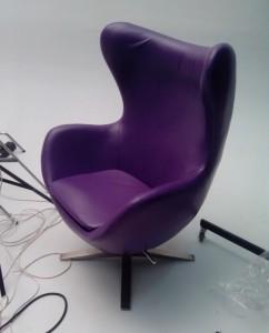 Аренда кресла Егг_прокат дизайнерской мебели
