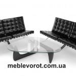 аренда черных диванов_прокат дизайнерского дивана