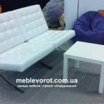 аренда белого дивана барселона_прокат мебели