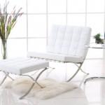 Аренда белых дизайнерских кресел_прокат белого кресла