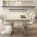 аренда белых стульев