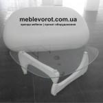 Прокат дивана пластмассового белого Киев