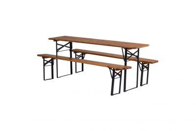 Аренда (прокат) комплекта деревянного лавка стол на 8-10 персон по 270 грн/сутки