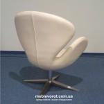 Прокат кресла Swan белое