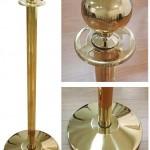 золотые столбики в аренду_прокат оборудования