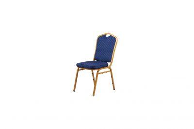 Аренда (прокат) стульев «Бурже»  банкетных синих 59 грн/сутки