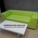 аренда салатового дивана_прокат мягкой мебели киев