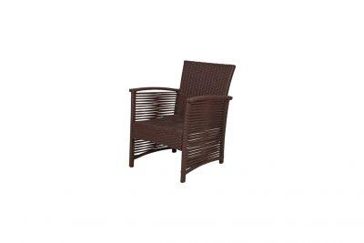 Аренда (прокат) кресло ротанговое коричневого цвета по 250 грн/сутки