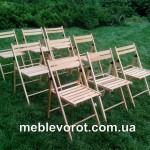 прокат деревянного стула