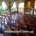 аренда стульев из дерева