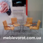 Аренда кресла-стула коричневого Киев