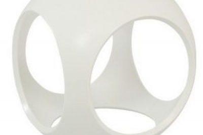 """Аренда (прокат) пластикового журнального столика """"Ронни"""" белого цвета по 300 грн/сутки"""