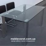 Аренда стеклянного стола