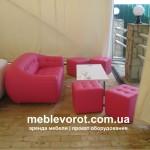 Аренда банкетки розовой Киев