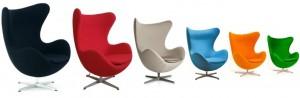 Аренда кресла-яйца egg chairs