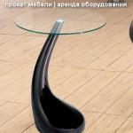 Аренда столов в Киеве Перла больших черных