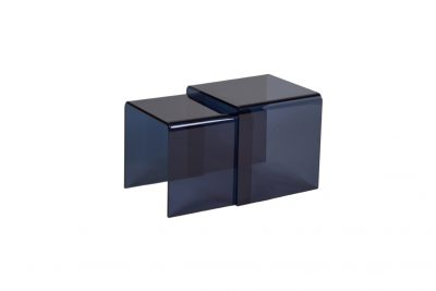 """Аренда (прокат) набора стеклянных тонированных """"Вулкано"""" столиков за комплект 600 грн/сутки"""