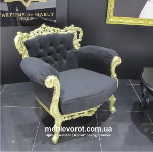kreslo_barocco_zoloto_chernoe_gold_black_meblevorot_arenda_rent_sofa_Kiev1