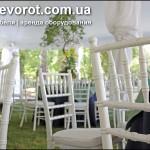 Аренда стульев Chiavari