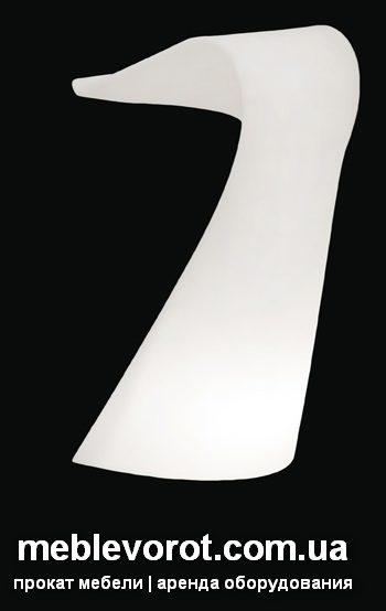 Аренда (прокат) трибуны Слайд  SLIDE SWISH (с белой подсветкой) по 1500 грн/сутки