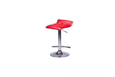 Аренда (прокат) красных барных стульев «Волна» 100 грн/сутки